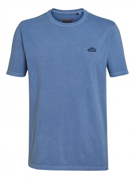 T-Shirt ICON GARMENT blau