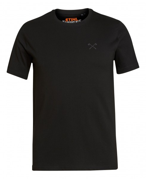 T-Shirt SMALL AXE schwarz