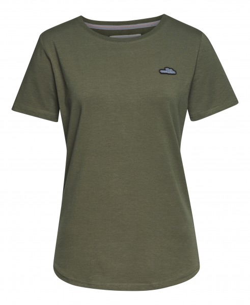 T-Shirt Damen ICON khaki