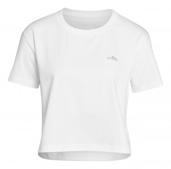 T-Shirt ICON Damen weiß
