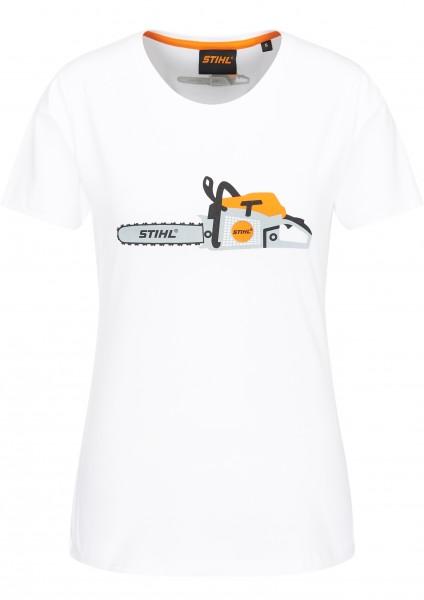 T-Shirt CHAINSAW Damen