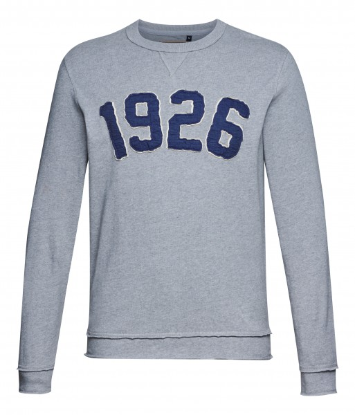 Sweatshirt 1926 grau