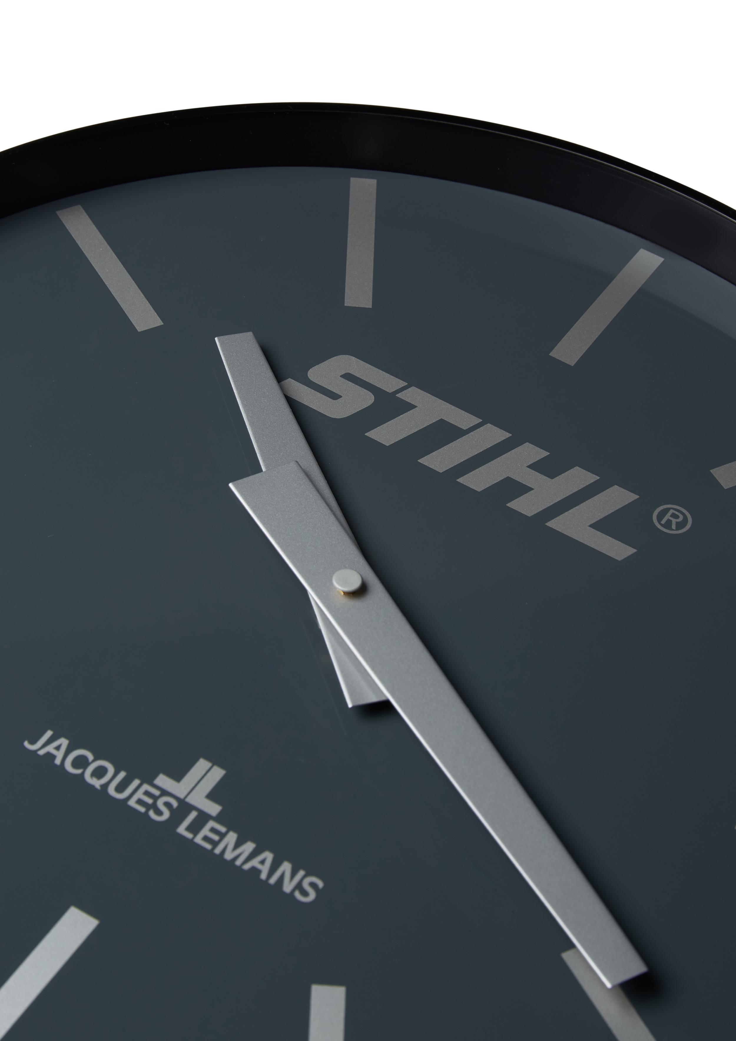 Stihl Timbersports Wanduhr Jacques LEMANS Quartz-Uhr Markenshop