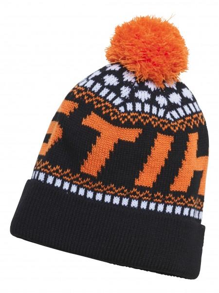 Mütze LOGO schwarz