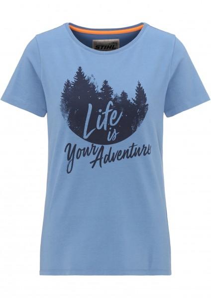 T-Shirt LIFE Damen