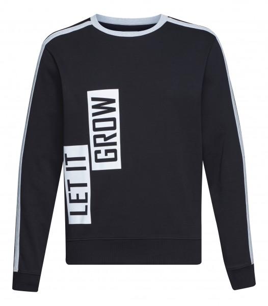 Sweatshirt GROW schwarz