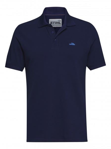 Poloshirt ICON blau