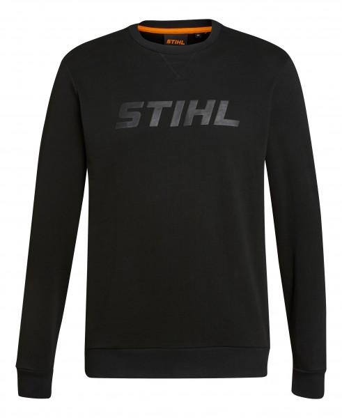 Sweatshirt LOGO BLACK