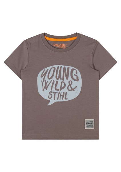 T-Shirt YOUNG WILD
