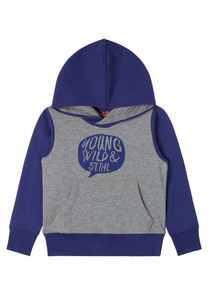 Kids Hoodie YOUNG WILD